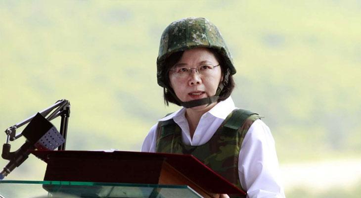 Çin, Tayvan'ı işgal edebilir