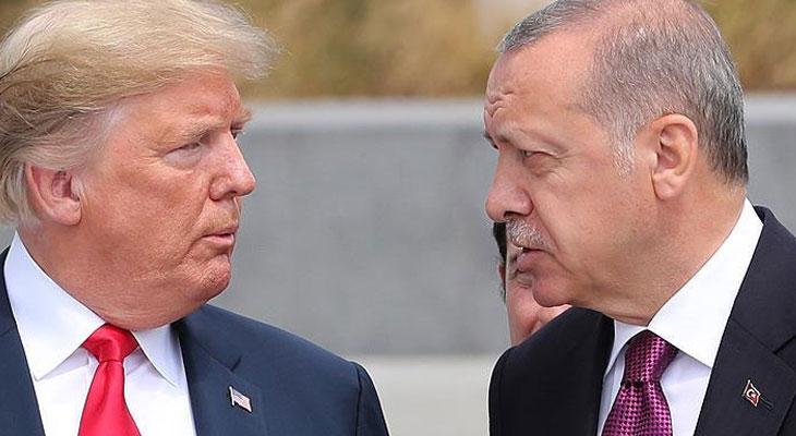 Amerika'dan Erdoğan'ı kızdıracak tehdit gibi sözler