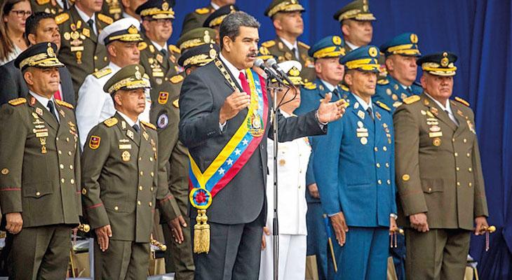 ABD'den Venezuela'da darbe planı: Guaido'yu başkan olarak tanıdılar